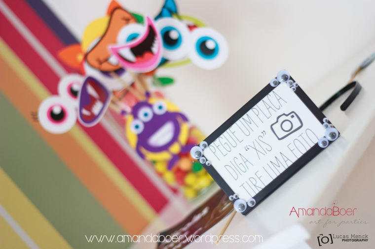 Placa divertida para Photobooth